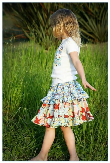 Skirt set2